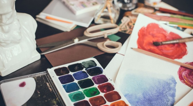 Getting Started With Watercolors