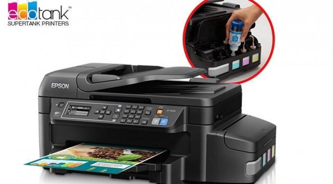 Epson Eco Tank Printer