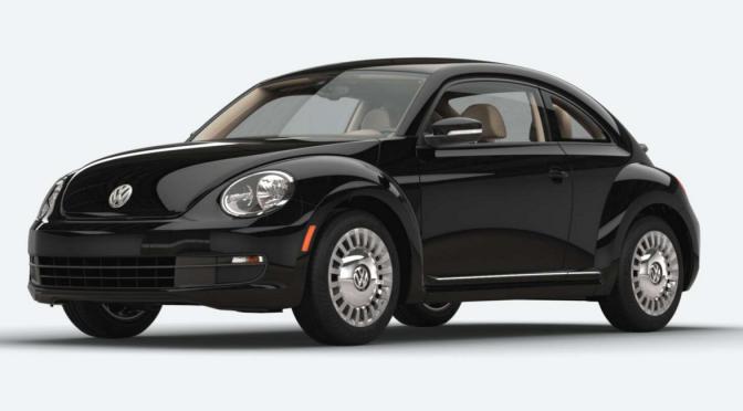 2016 Beetle 1.8T SE