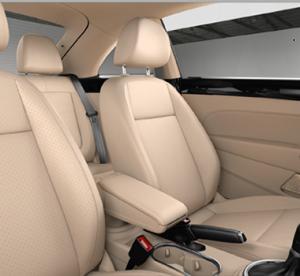 2016 VW Interior