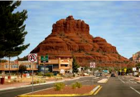 Sedona New Road