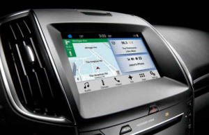 Synch3 Touchscreen