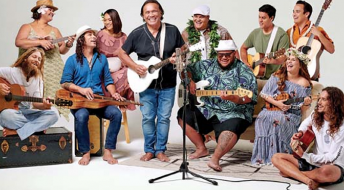 Henry Kapono & Friends